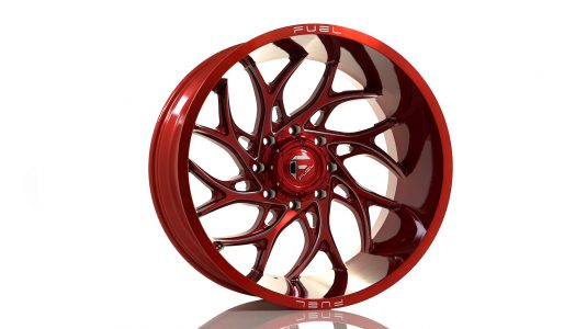 Fuel Runner Candy Red