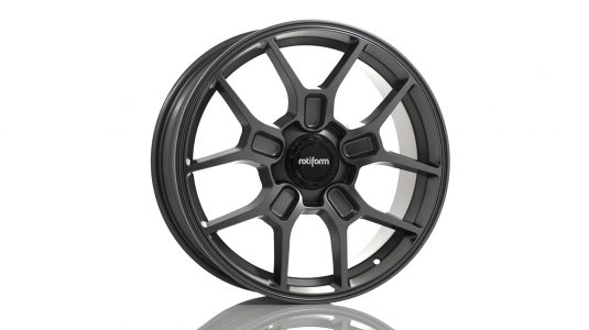 Rotiform ZMO Anthracite